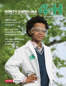 4-H Impacts Report Cover Image